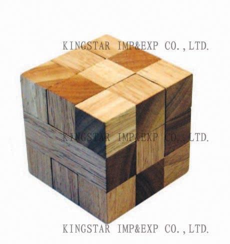 wood puzzle interlocking japanese wood joint puzzle mini wooden puzzle