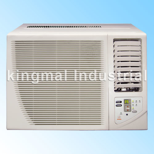 Window type air conditioner china window mounted air for 12 inch high window air conditioner