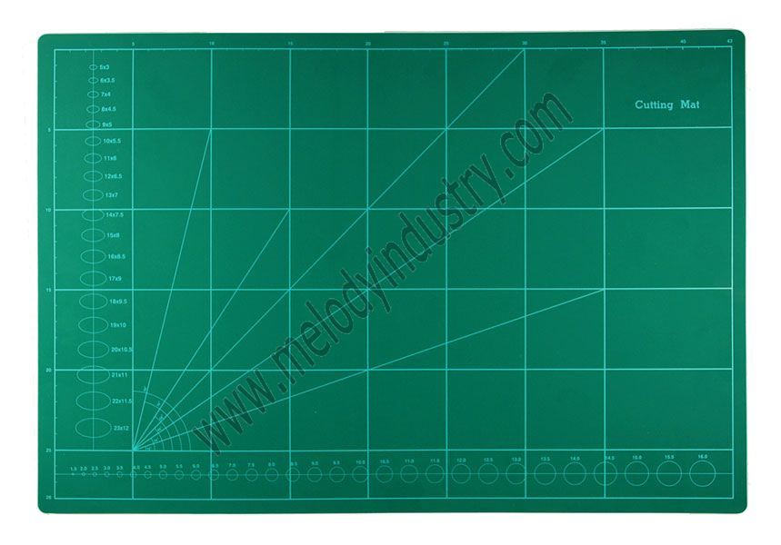 A0~A5 2mm or 3mm Thickness Cutting Mat