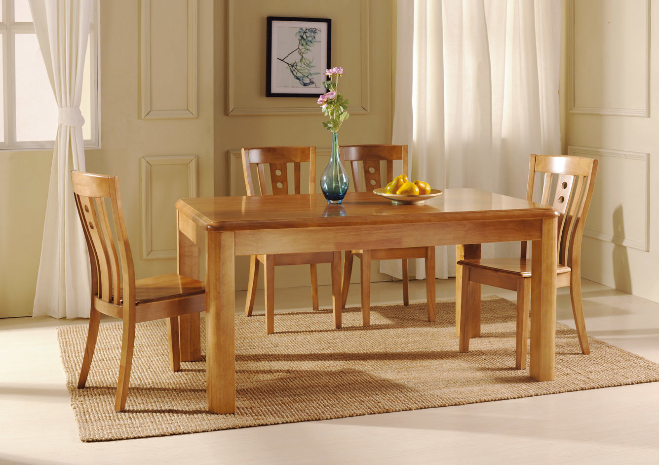 Dining Table / Dining Chair / Dining Room Furniture T938, C602