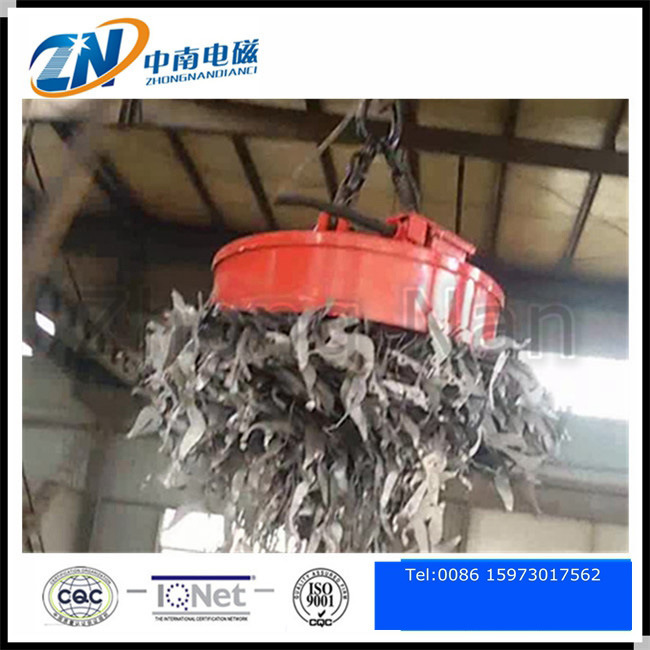 Cast Body Lifting Magnet Suiting for Crane