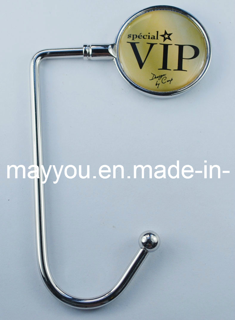 Purse Hanger with Customized Logo (BH016)