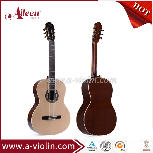 39′′ Beginner Musical Instrument Wholesale Classic Guitar (AC965H)