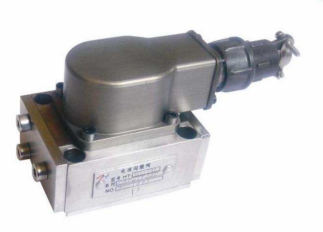 Hydraulic Servo Valve : China electro hydraulic servo valve htpl