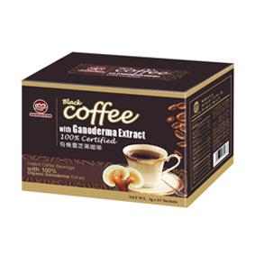 Ganoderma extract coffee