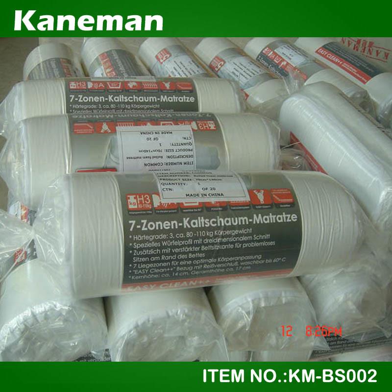 Cheap Price School & Hotel Rolled Mattress -Foam Mattress-Mattress
