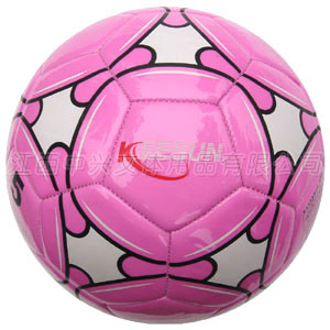 Machine Stitched with 32panels Pearl PVC Football/Soccer Ball (SM5083)