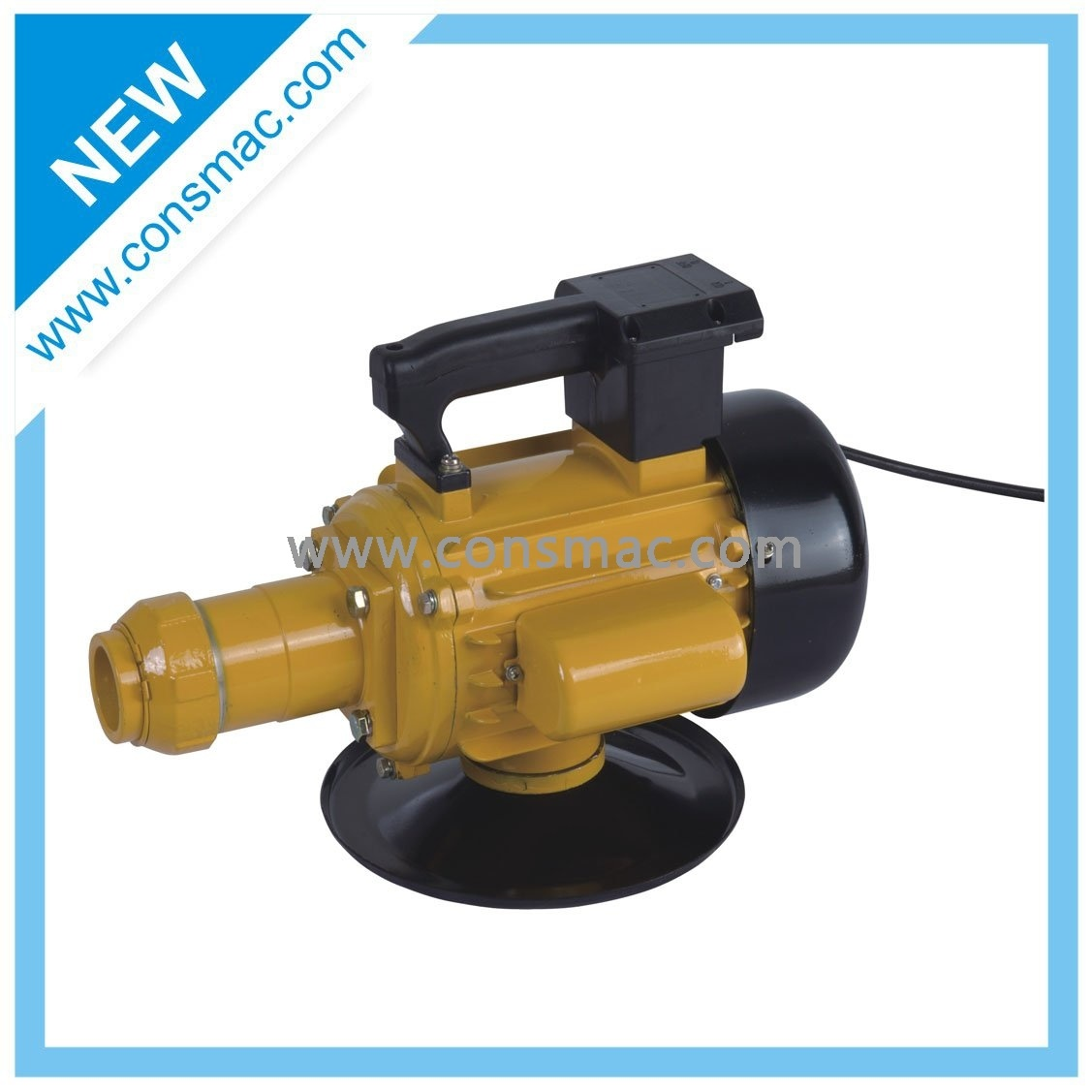 China Electric Concrete Vibrator Motor China Concrete