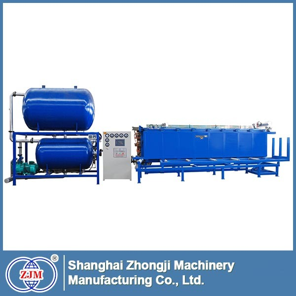 EPS Automatic Block Molding Machine with Vacuum (EPS Machine)