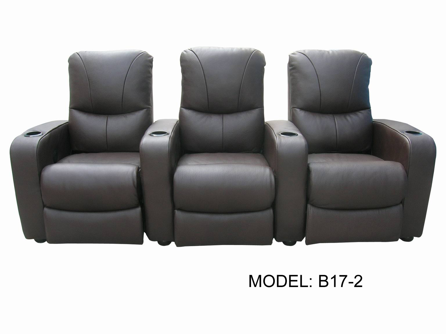 China home theater seating b17 2 china home theater seating leather sofa Loveseat theater seating