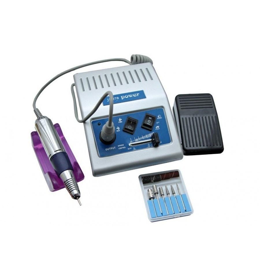Electrical Nail Drill Manicure Tool Nail Glazing Machine