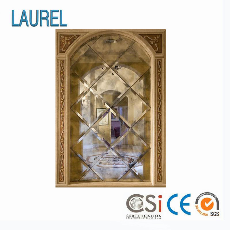 3-12mm Antique Mirror (ISO9001 and CE Certificate)