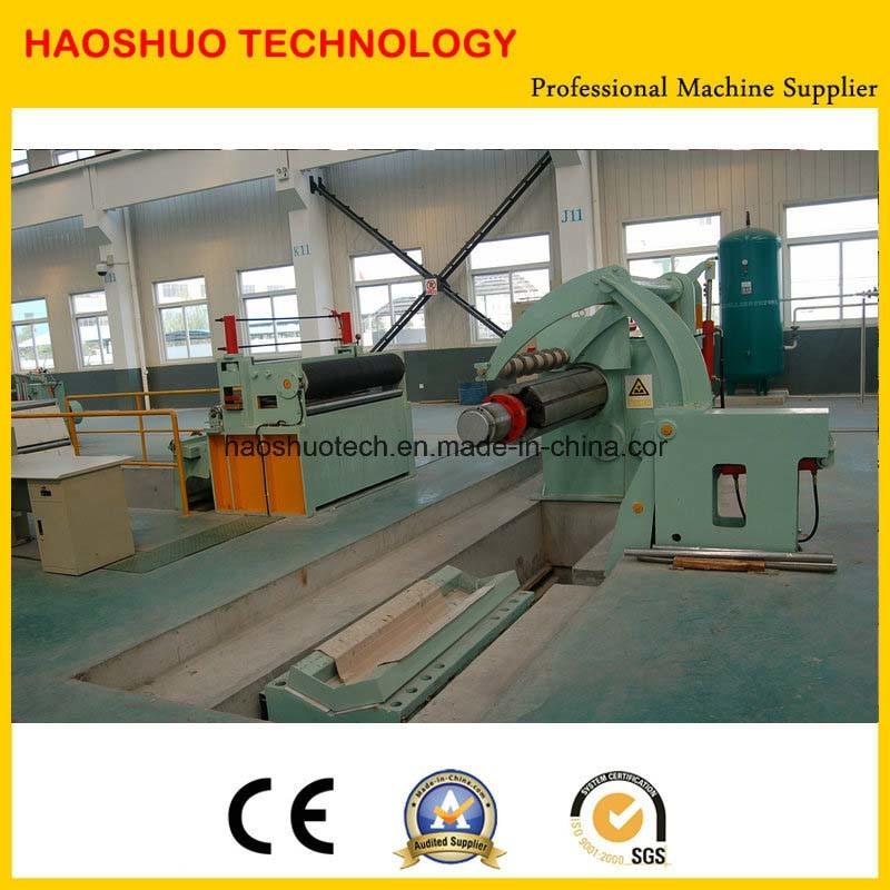 High Speed Steel Coil Slitting Line