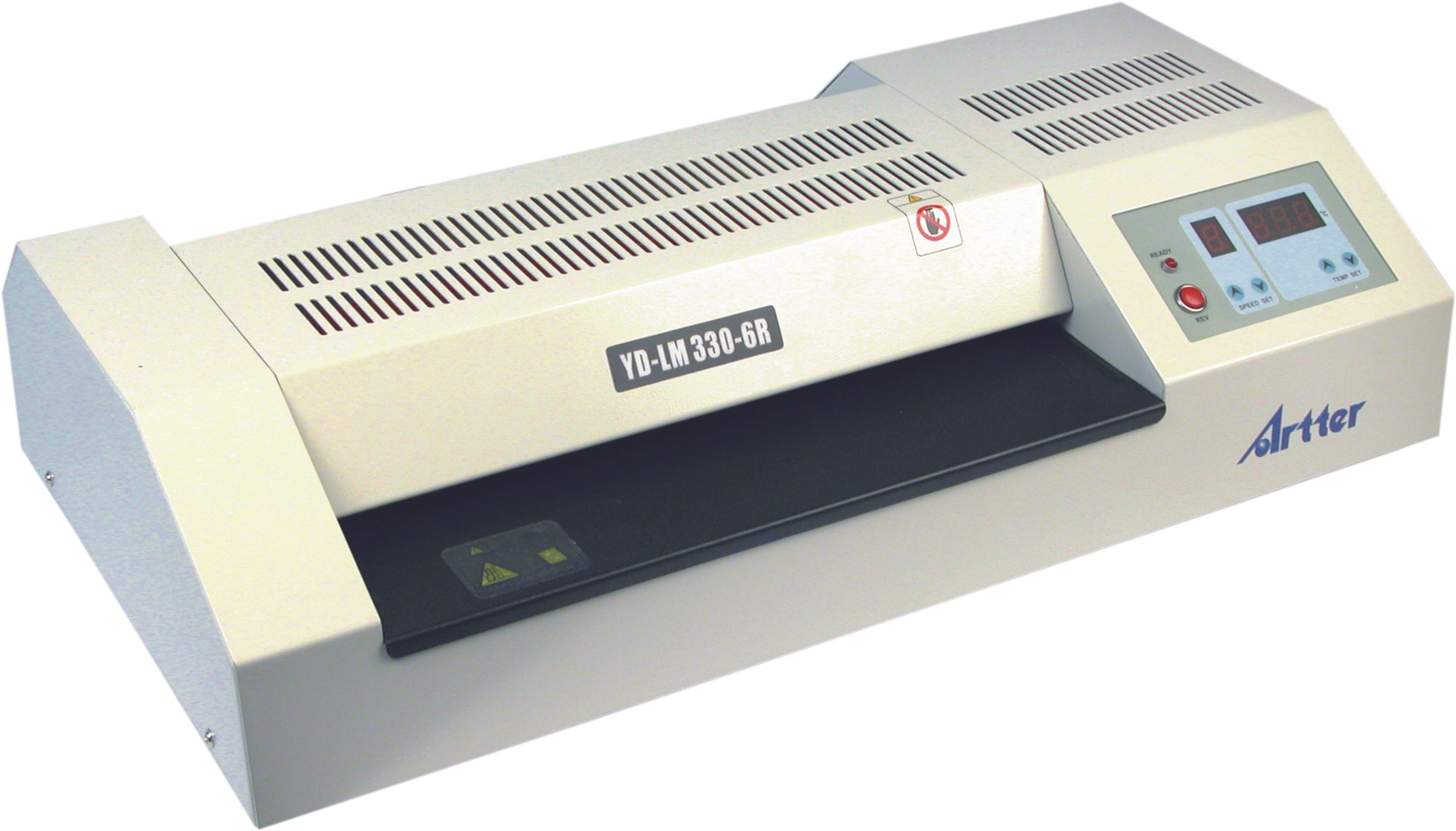 6 Rollers Metal Pouch Laminator (≤ 450mm)