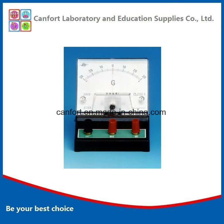 Hot Sale High Quality Sensitive Galvanometer J0409 for High School/Education
