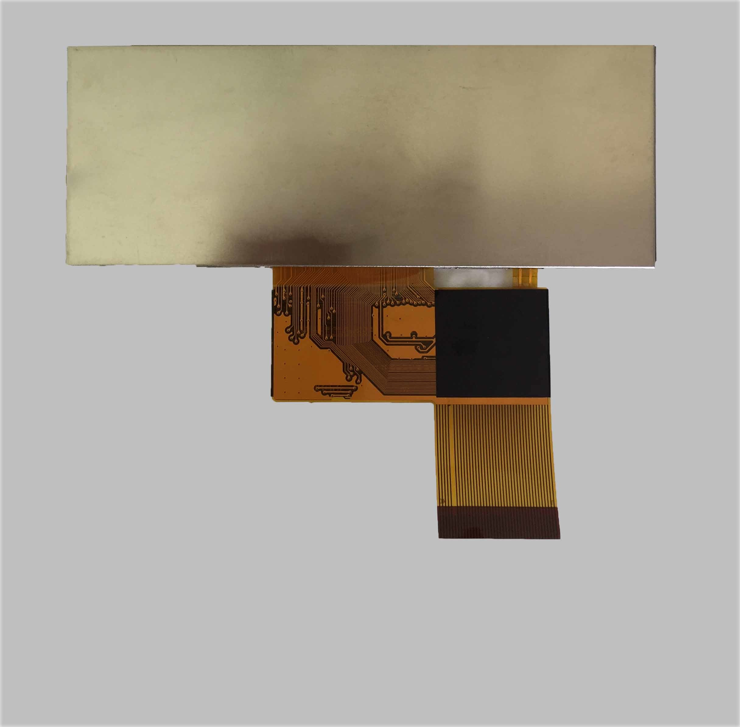 3.9 Inch Bar Type TFT LCD Display Module Supper Wide Stretched