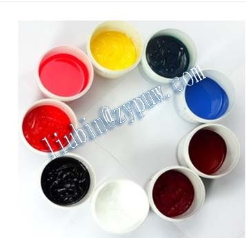 PU Sponge for Color Pastes