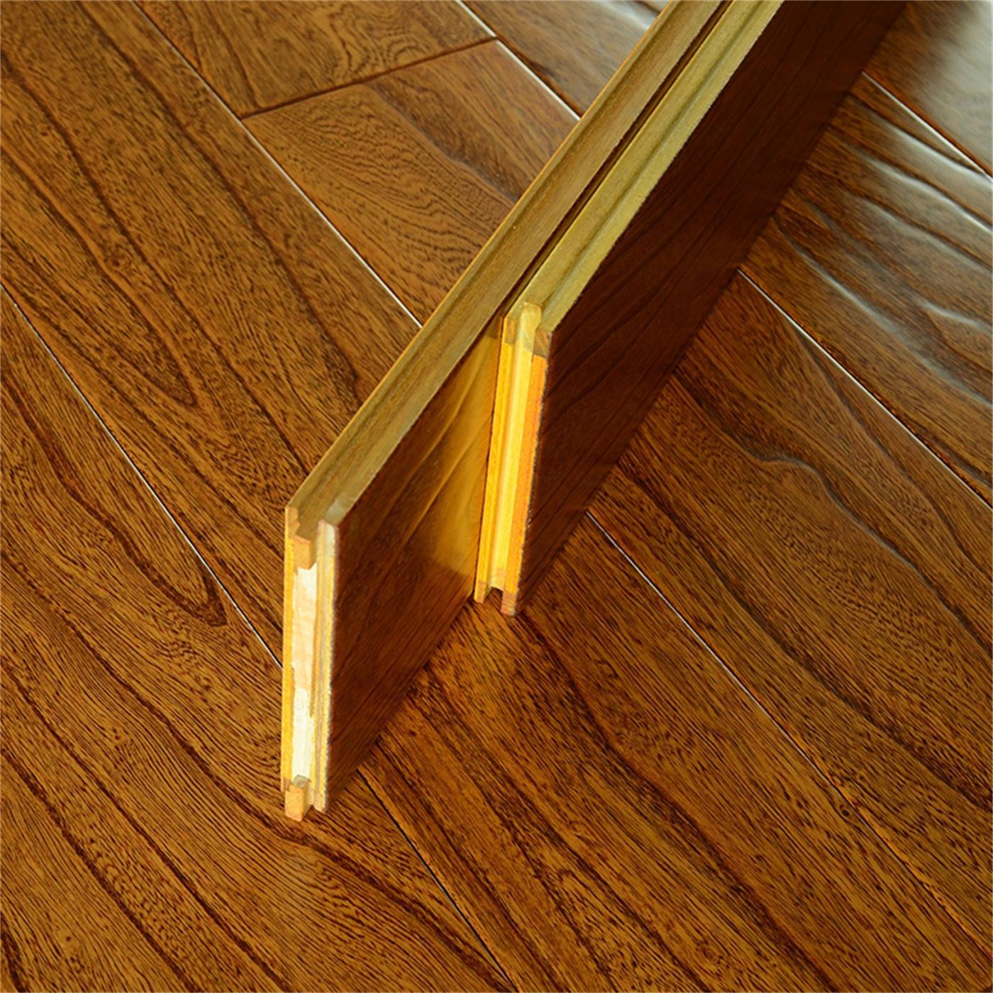 Simple Multi-Layer Solid Wood Flooring