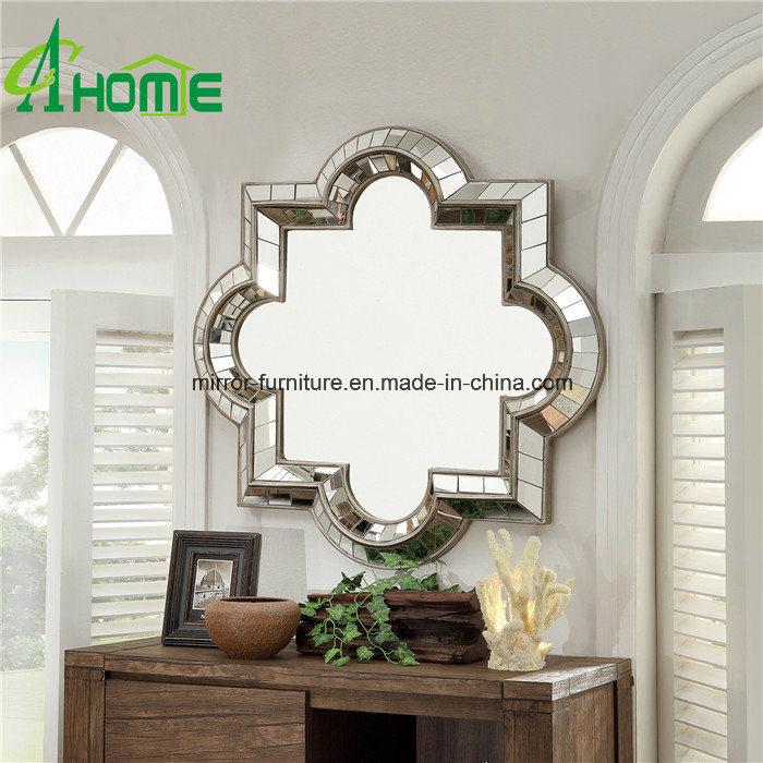 2016 Octagonal Shaped Venetian Deco Wall Mirror