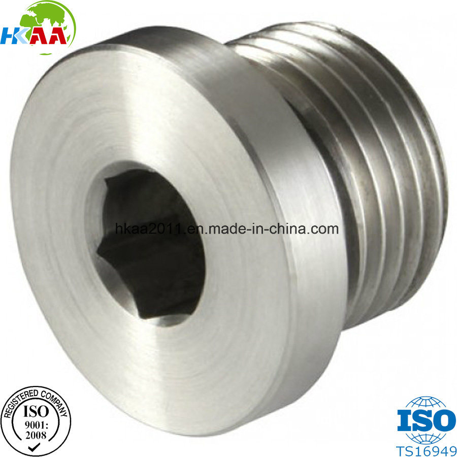 Cutomized 316 Stainless Steel CNC Milling Machining Custom Screw