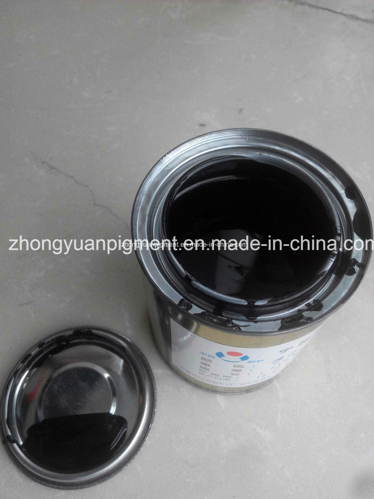 Colorant for Flexible PU Foam Sponge Tdi Polyether Color Paste