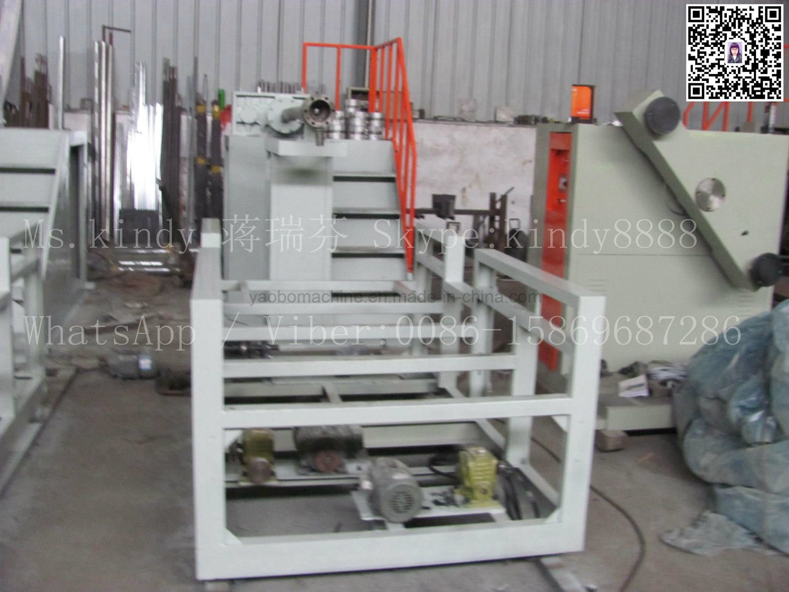 Ybpe-600 PE Bubble Film Making Machine Made in China