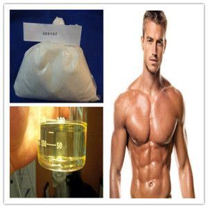 Testosterone Propionate Steroids Powder Test P Supplement for Bodybuilder