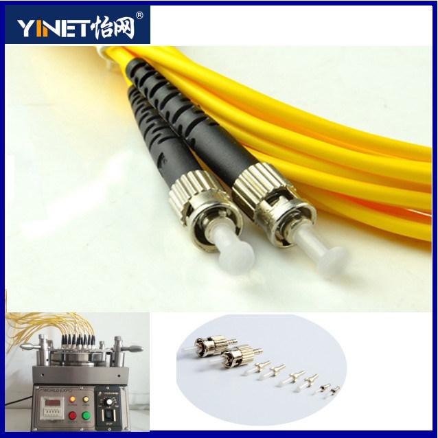 Fiber Patch Cord 50/125 Single Mode Duplex St-St Optical Fiber