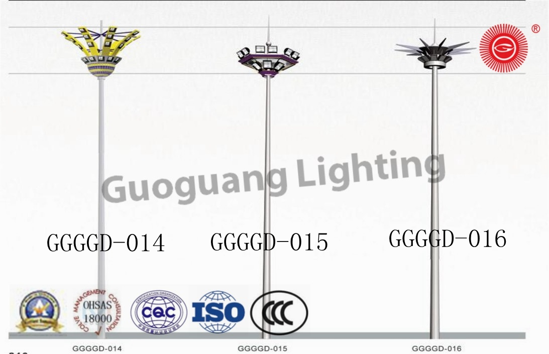Factory Direct 200W-800W High-Pole Lamp