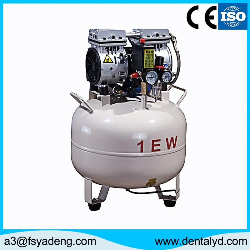Silent Oil Free Dental/Medical Air Compressor Pump