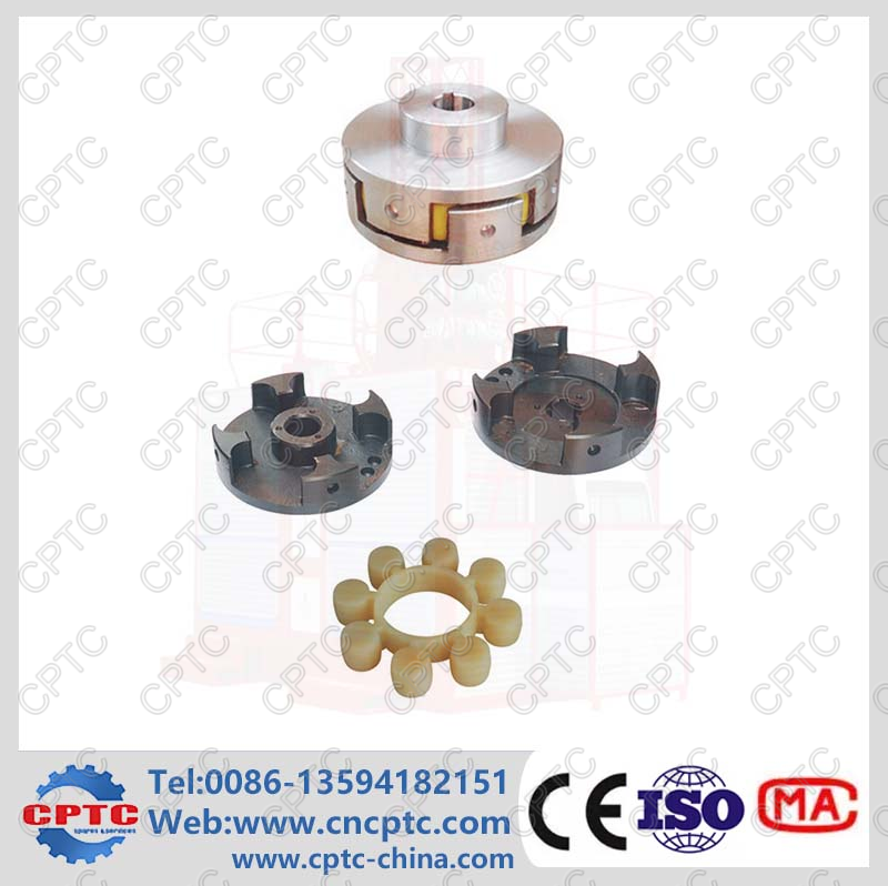 Clamping/Top Silk Elasticity High-Precision High-Concentricity Motor Coupling