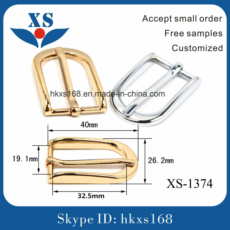 19.1mm Custom Metal Classic Belt Buckle