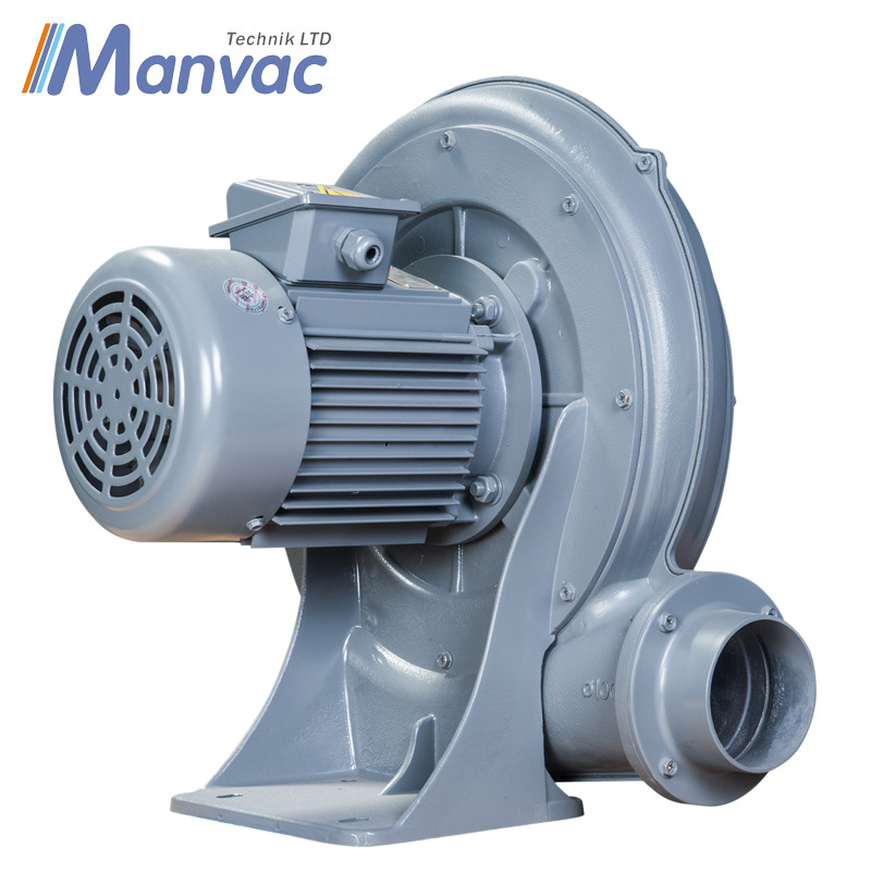 Laser System Electric Aluminum Centrifugal Air Blower