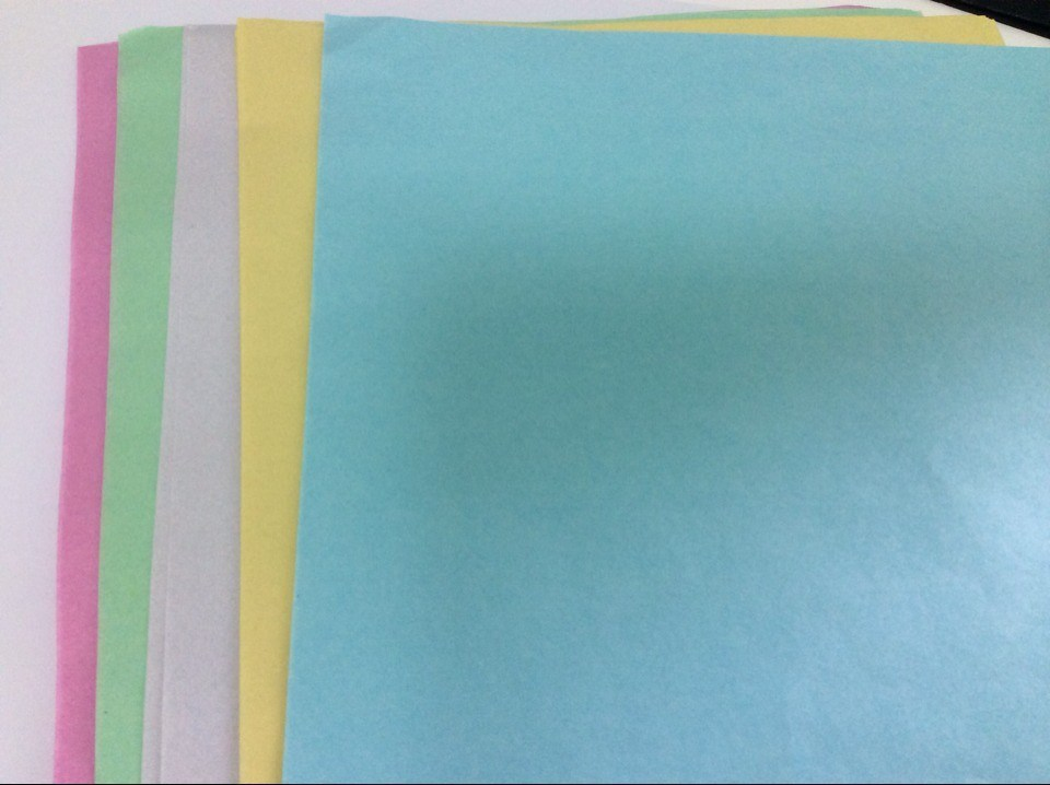 Hight Quality Color Printing Paper for Makeing File Fold.