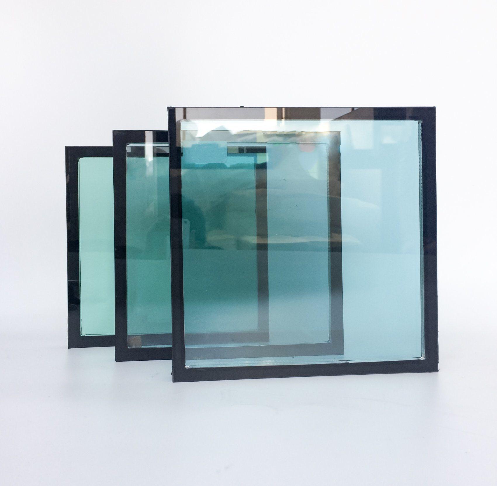 Energy Saving Low E Insulated Glass for High Raise Building