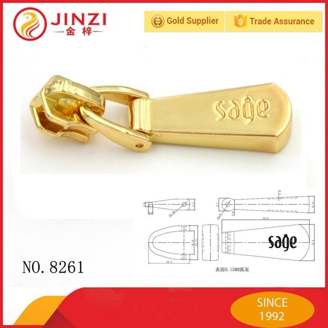 Custom Design Hardware Accessories Metal Zipper Puller