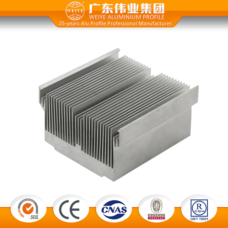 Good Quality Aluminium Profile for Heatsink Foshan Factory
