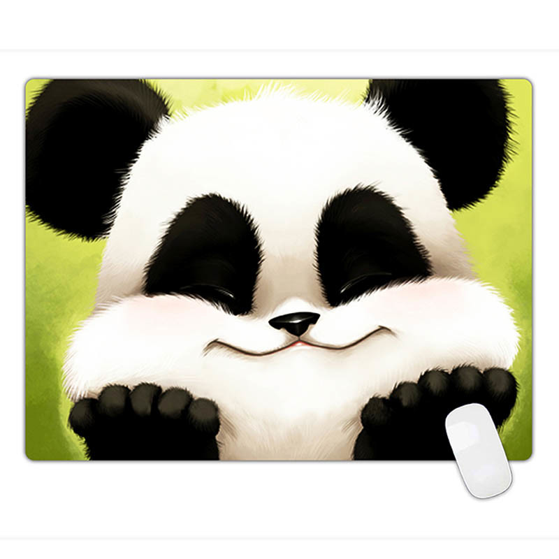 Animal Style Anti-Slip Mouse Pad Large Pad Mat Mousepad 600*450*3mm
