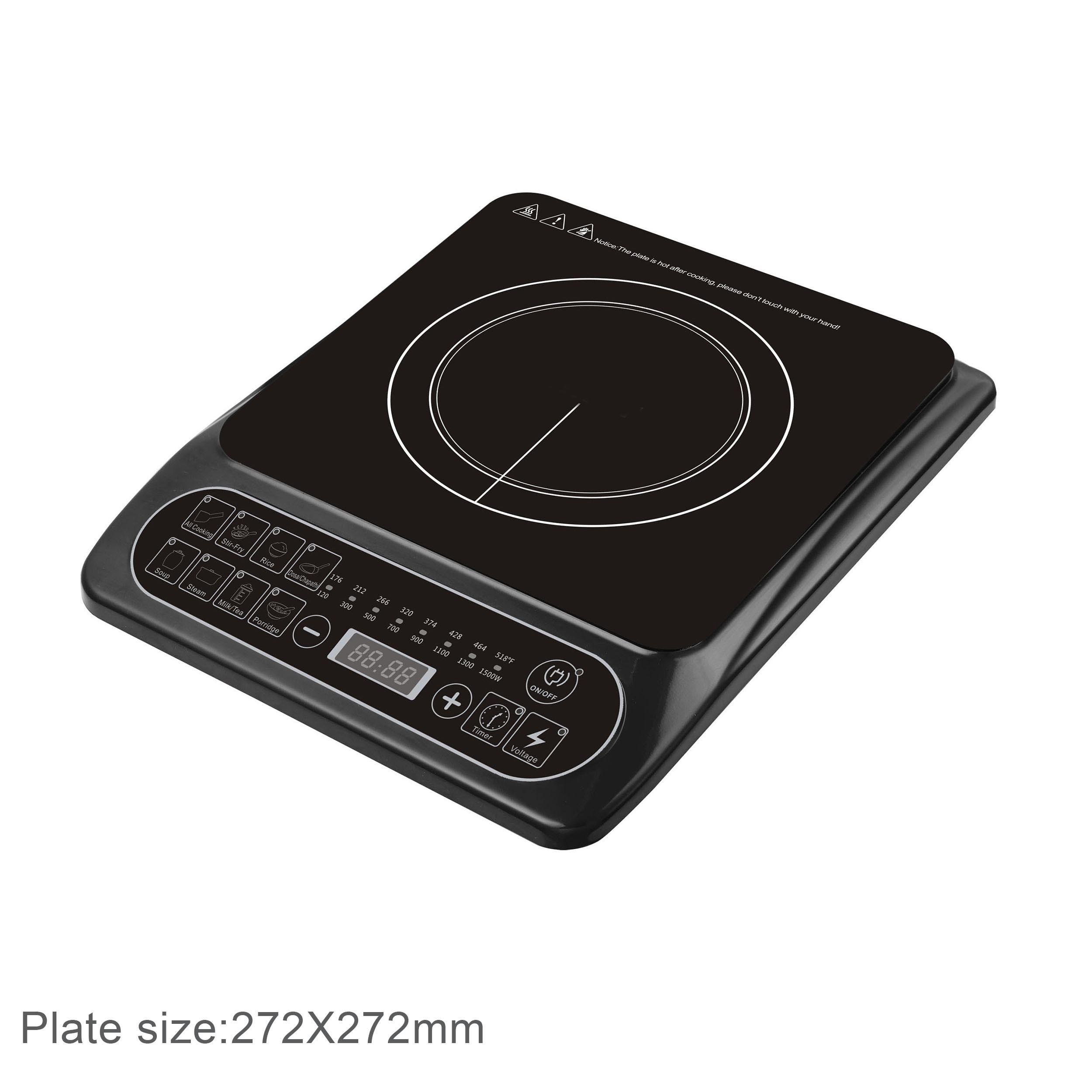 2000W Supreme Induction Cooker with Touch Control