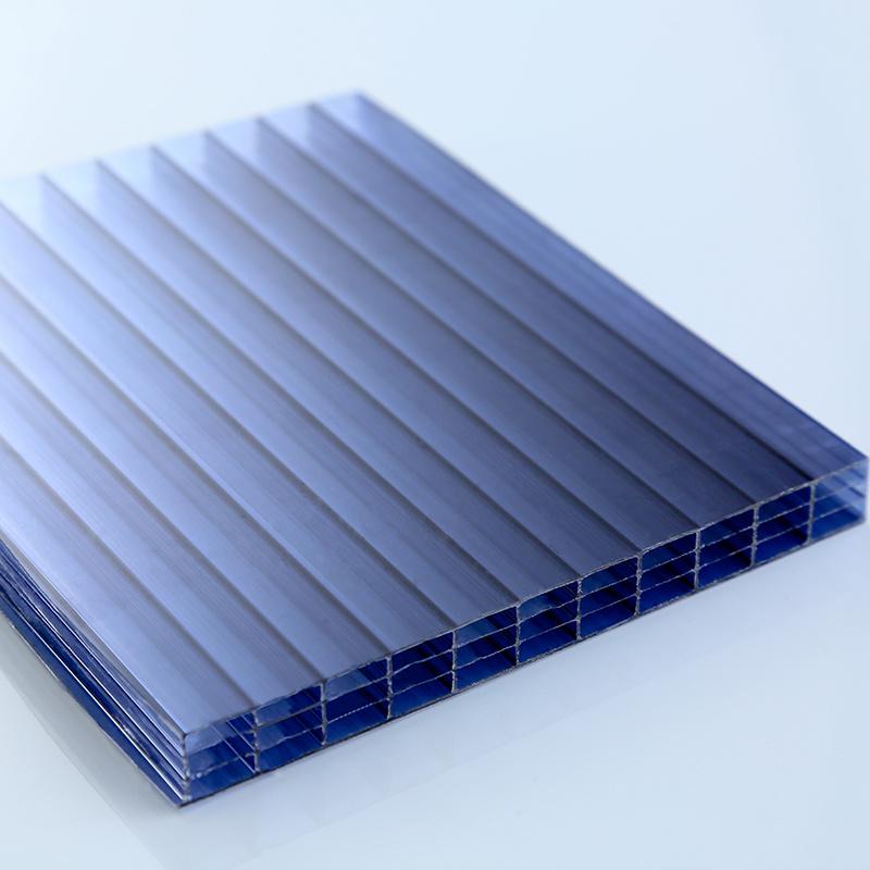 Polycarbonate Sheet Multiwall Sheet U Panel Corrugated Sheet Solid Sheet Manufacuter