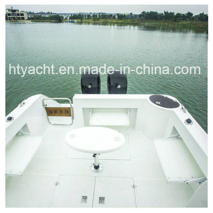 30′ Fiberglass American Family Leisure Fishing Boat Hangtong Factory-Direct