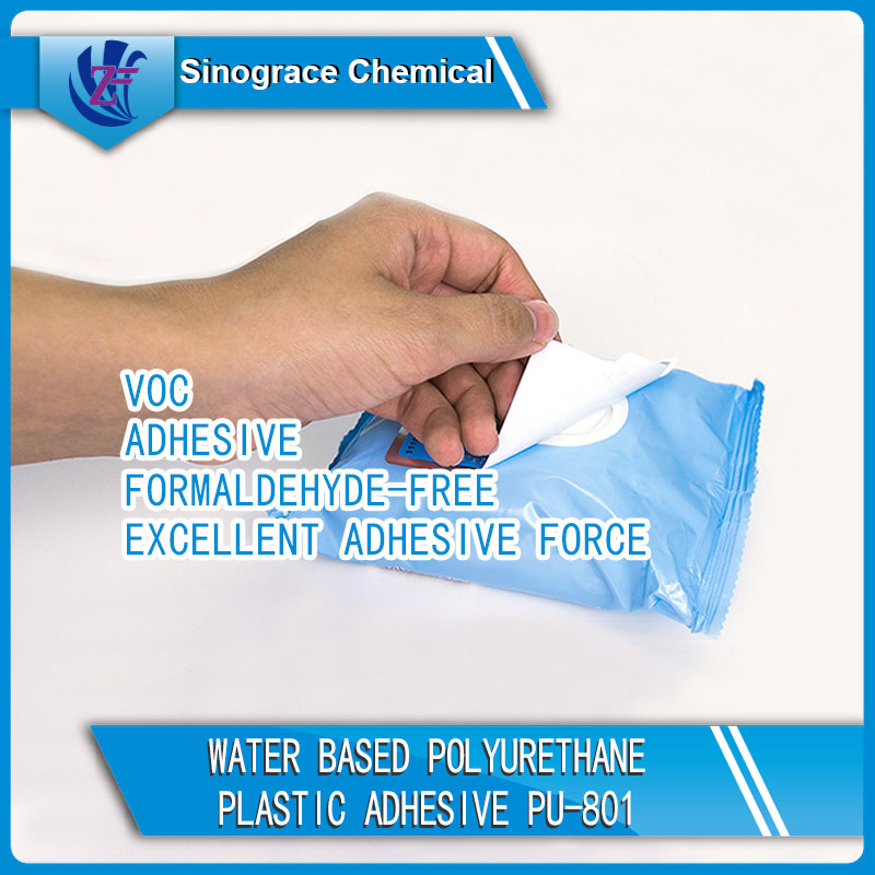 Excellent Adhesive Force Binder for Plastic