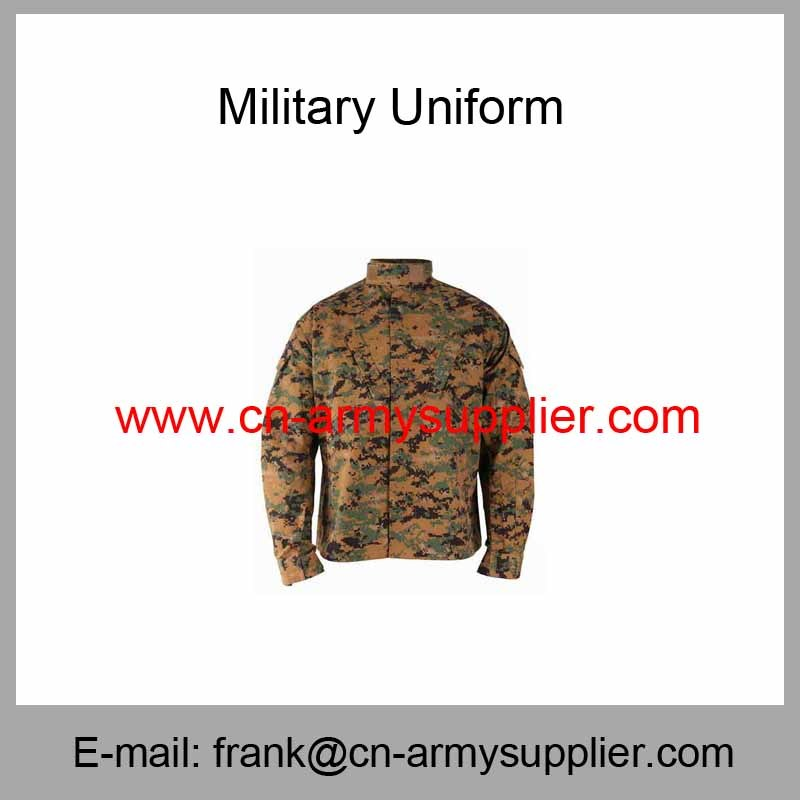 Battle Dress Uniform-Military Uniform-Acu-Army Combat Uniform