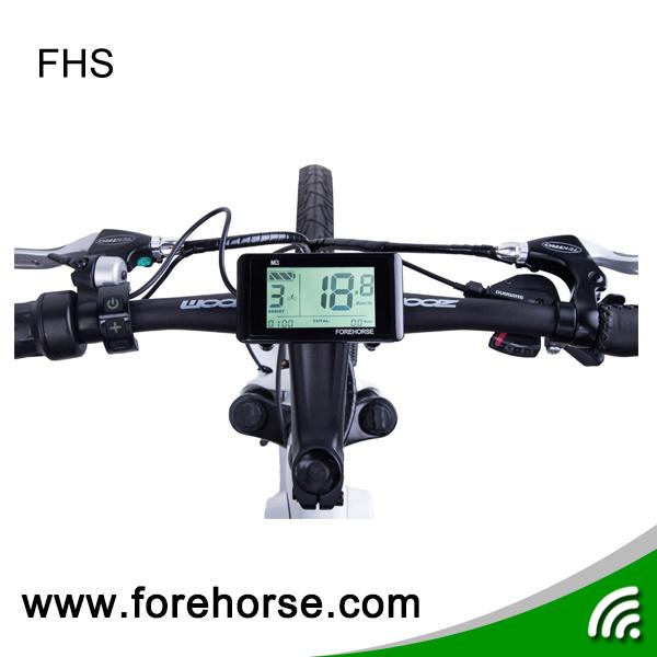 Wireless E-Bike LCD Display for Electric Bike Kit