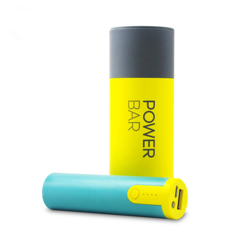 Portable 2200mAh Power Bank New Mobile Power for Phone Accessories