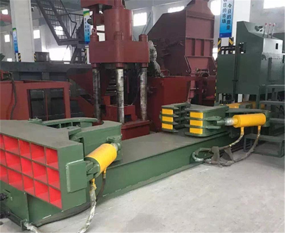 CBJ-400 Hydraulic Bale Breaker Machine