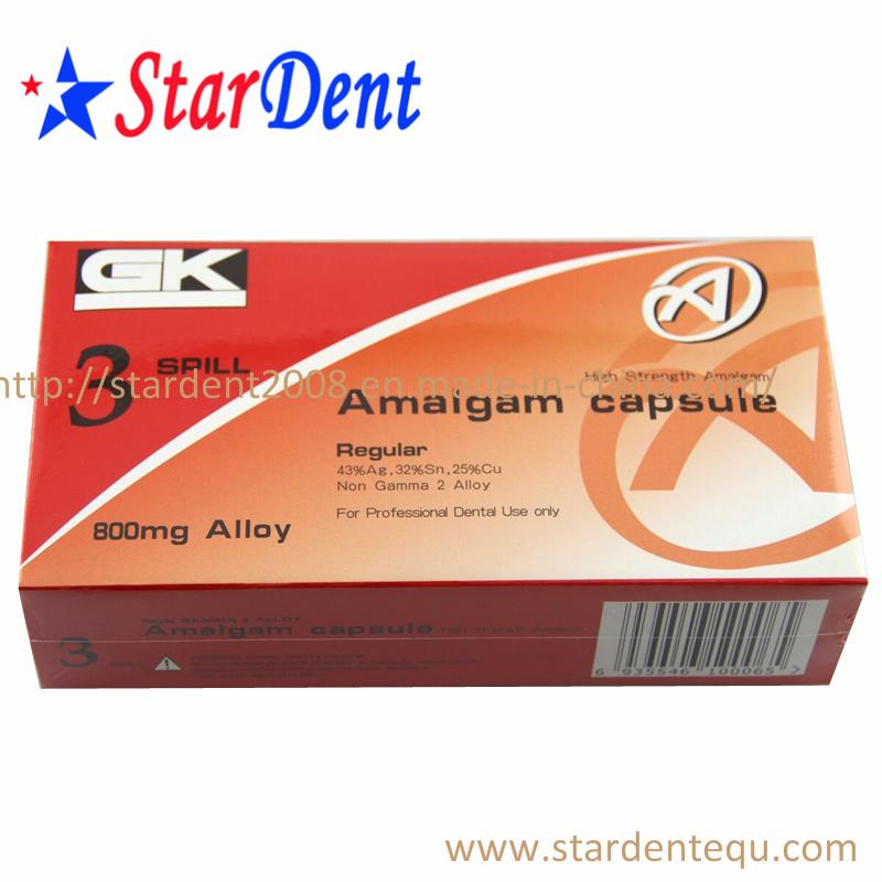 Dental Gk Amalgam Capsules of of Hospital Medical Lab Surgical Diagnostic Equipment