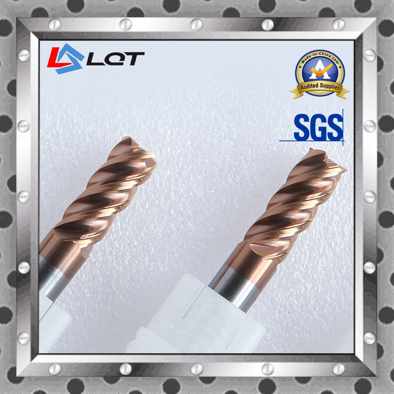 CNC Machine Tungsten Carbide Cutting Tools for HRC 55 Degree