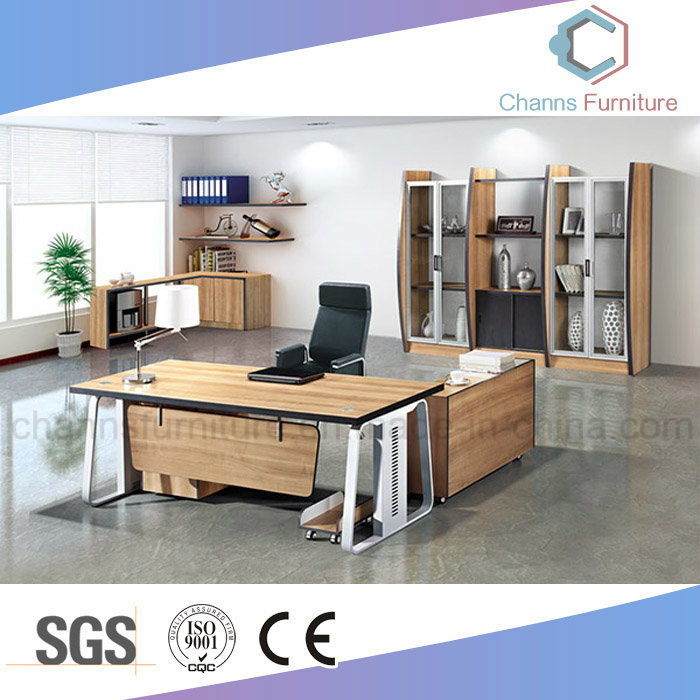 Modern Melamine Furniture Executive Table Manager Office Desk