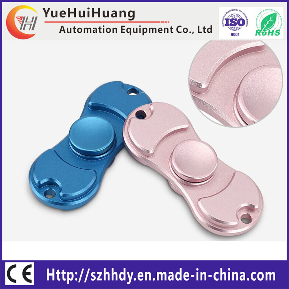 Creative Funny Spinner Fidget Toy Metal EDC Hands Spinner for Autism and Adhd Rotation